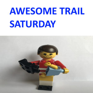 Saturday Awesome Minifig Trail 2021